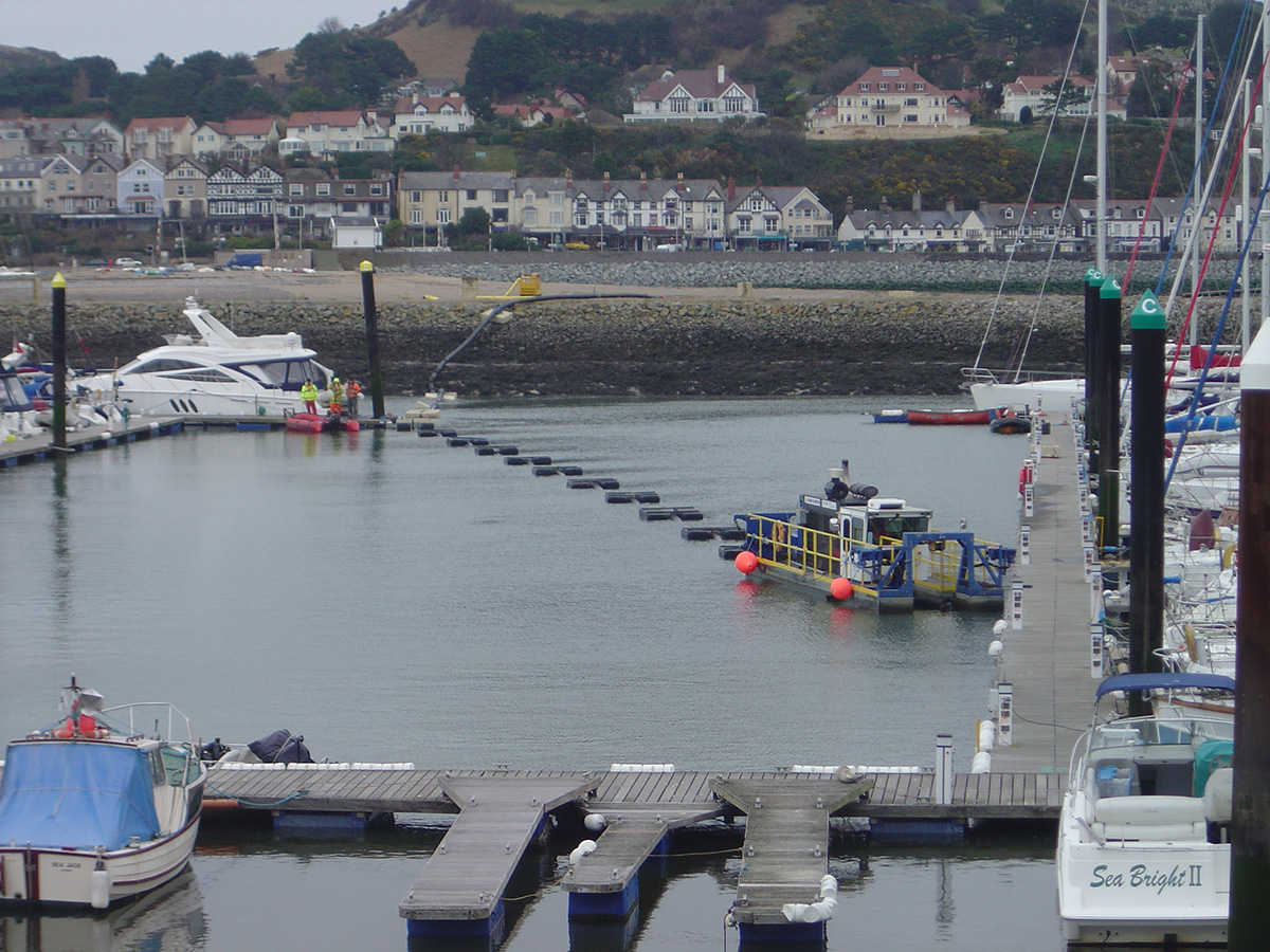 Cutter Suction Dredge In the UK