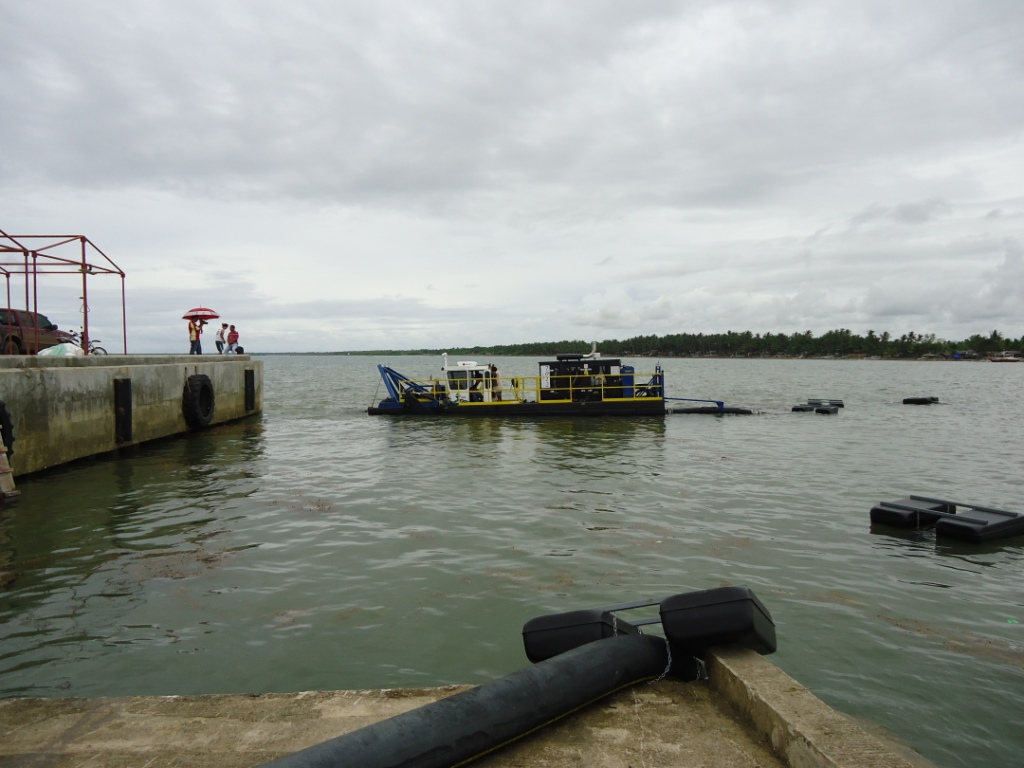Flood Control Dredging In Philippines