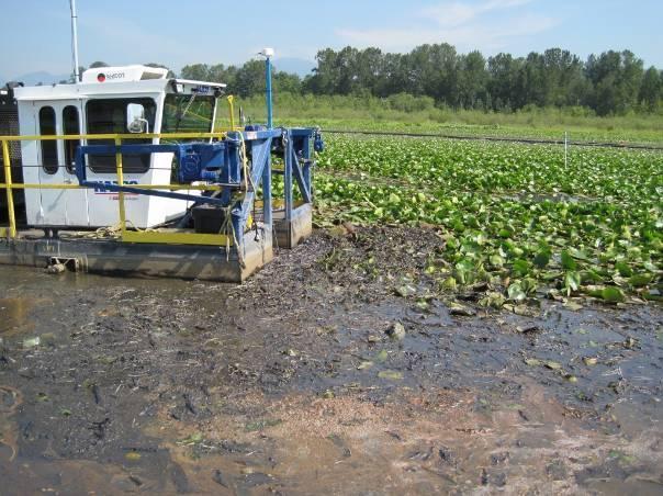 Dredging Burnaby Lake