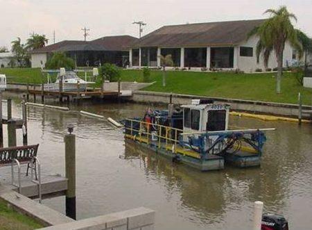 IMS Dredge In Cape Coral, Florida